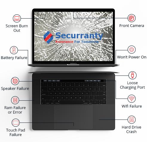 3 Year laptop protection plan - Asus laptop warranty - Laptop Insurance    Securranty