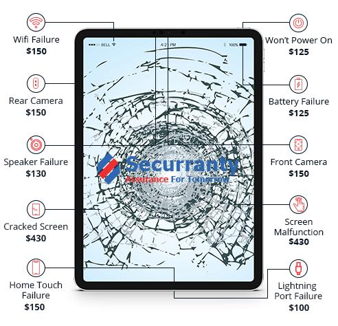 K12 iPad Extended warranty - K12 iPad protection plan |Securranty